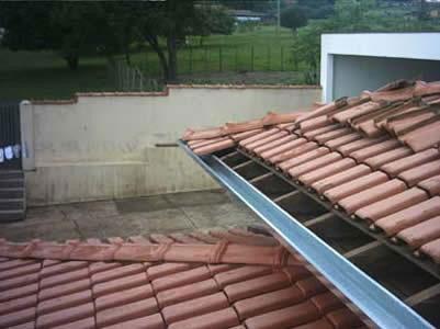 Pingadeira para telhado