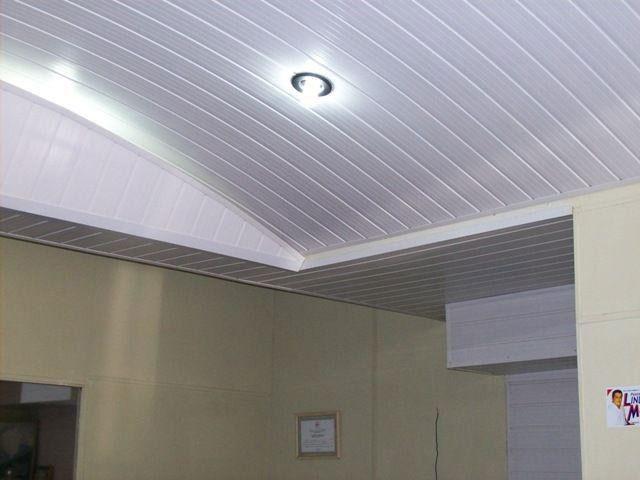 bc2bc319a Forro pvc preço m2 instalado - Montaplan